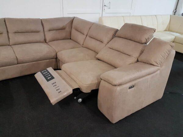 COTTA Hera U alakú ülőgarnitúra - Relax