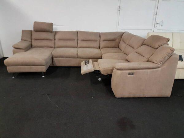 COTTA Hera relax ülőgarnitúra - Prémium U alakú kanapék