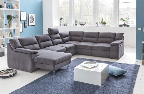 COTTA Hera relax ülőgarnitúra - U alakú kanapé