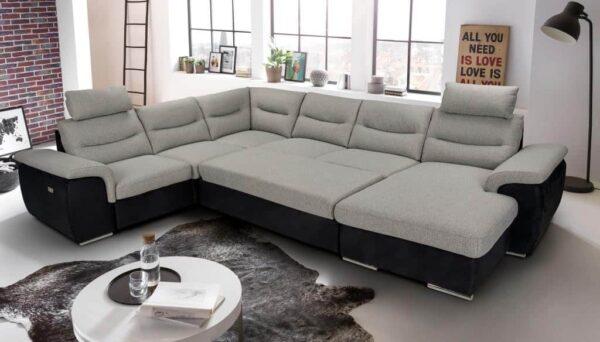 Hella ágyazható ülőgarnitúra - COTTA