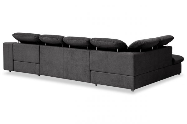 Isona U alakú kanapé COTTA