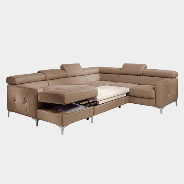 Sammy II. ágyazható, ágyneműtartós ülőgarnitúra