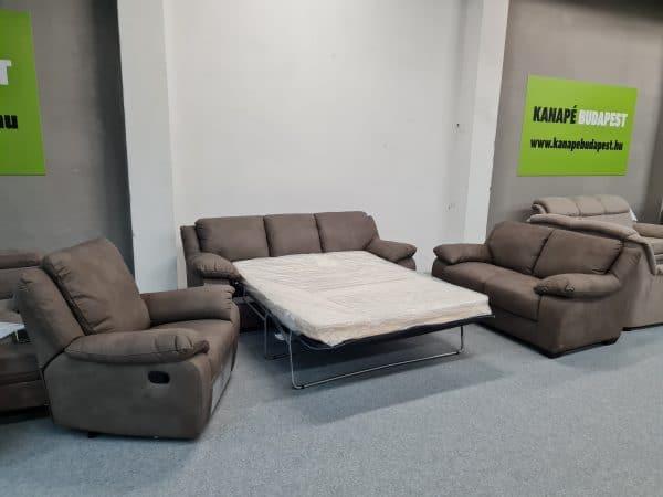 Softaly U092 ülőgarnitúra - ágyazható kanapé