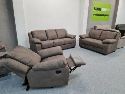 Softaly U092 3-2-1 ülőgarnitúra, relax fotel