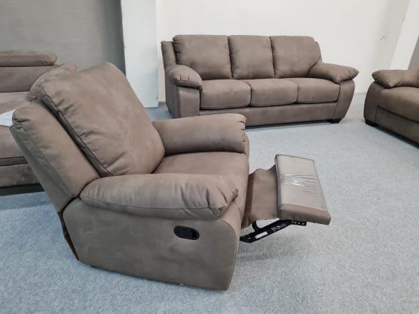 Softaly U092 3-2-1 ülőgarnitúra ágyazható és relax fotel