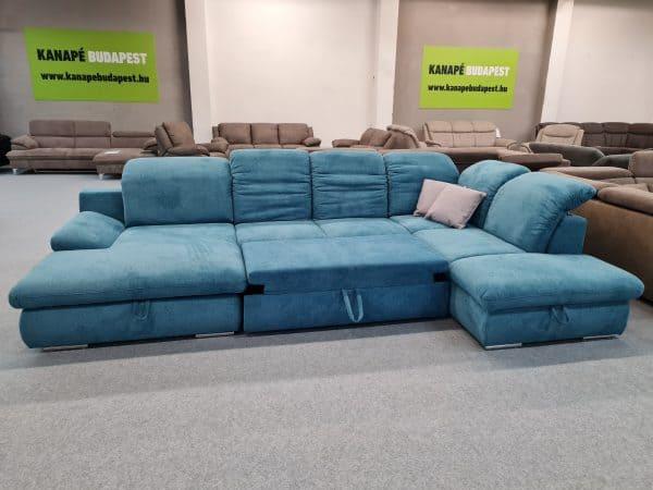 ágyazható ülőgarnitúra - Cotta Isona U alakú kanapé