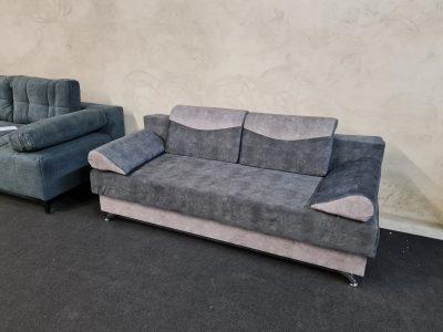 Merlot kanapé - Ágyazható, ágyneműtartós kanapé