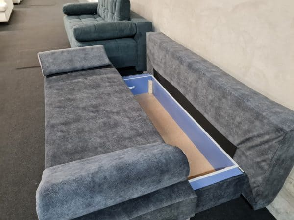 Merlot kanapé - Ágyneműtartós kanapé