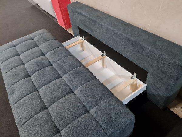 Comfort Lux kanapé ágyazható, ágyneműtartós