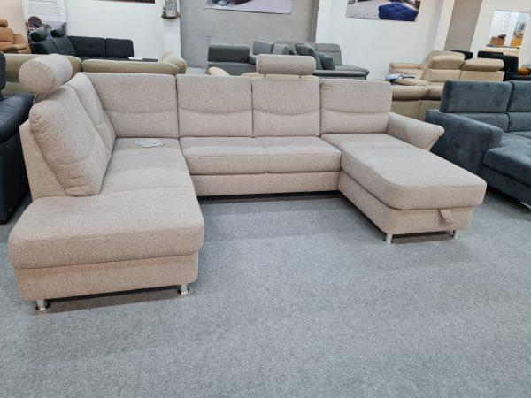 Alina 7404 ülőgarnitúra U alakú kanapé